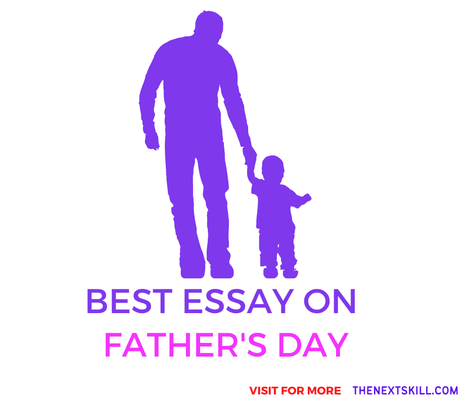 Essay On Father's Day