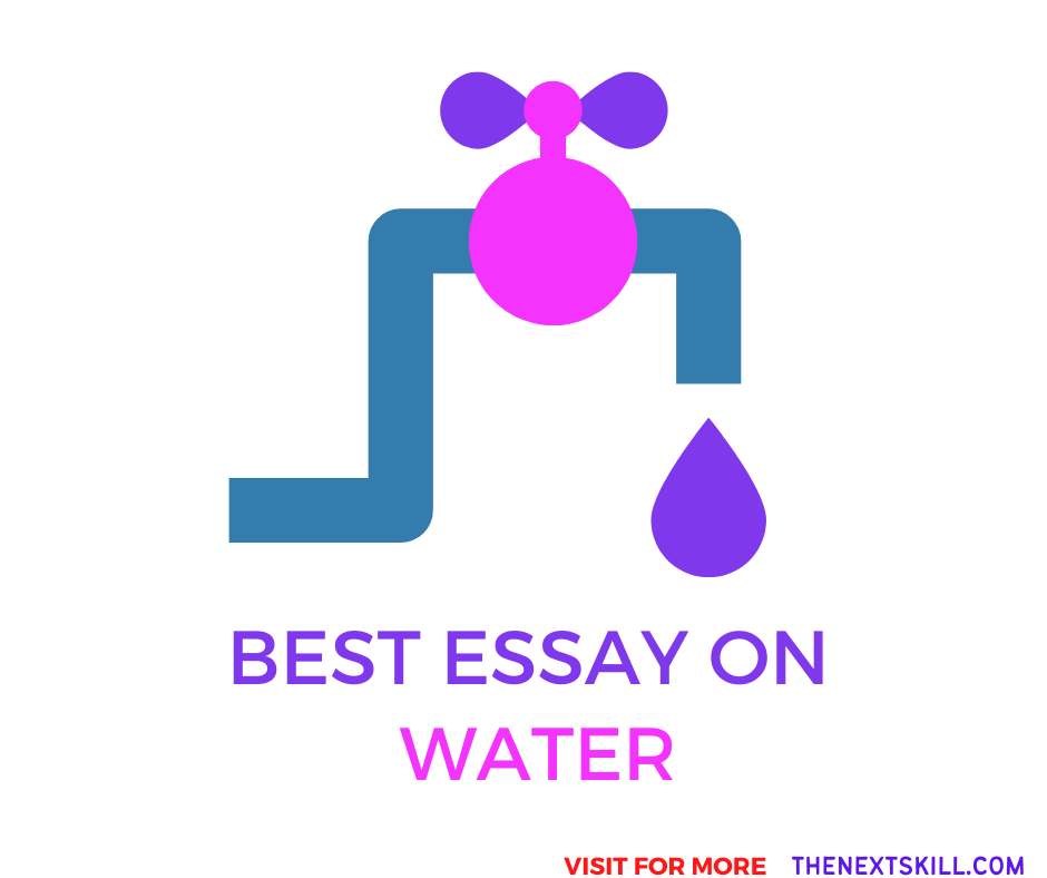 Essay on Water