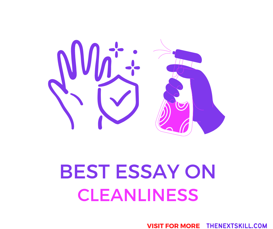 Essay on Cleanliness