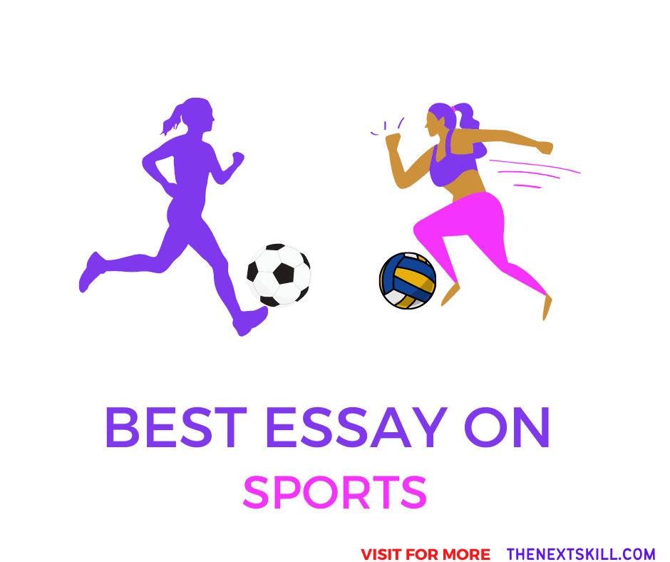Essay on Sports and Games